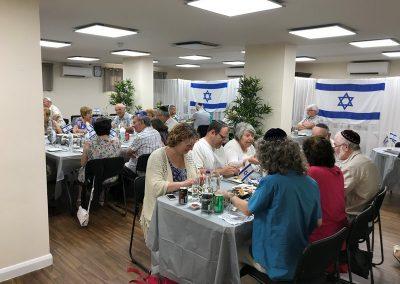 Cafe Cabad Israeli July 2018