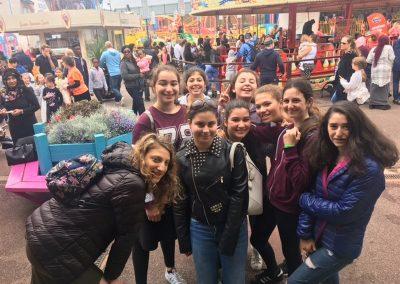 Teen Girls Camp