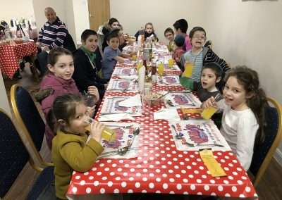 Cafe Chabad Fish & Chips 2018