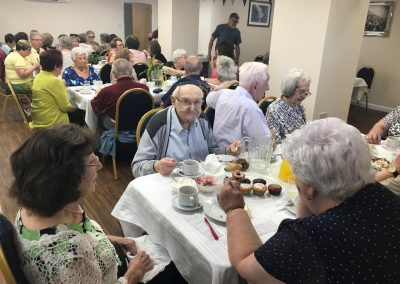 Jewish Care Tea Party