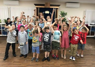 Kids Cooking Club – Rosh Hashanah
