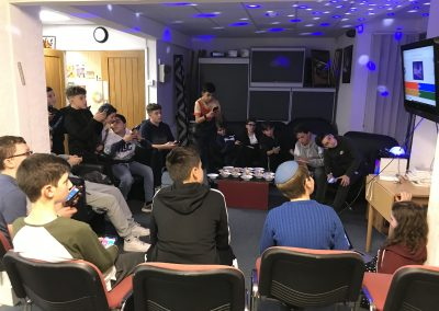 CTeen Boys Night – November 2019