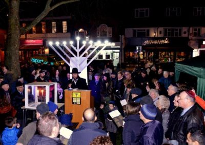 Chanukah Loughton 2019