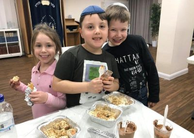Kids Cookery Club – Shabbat food